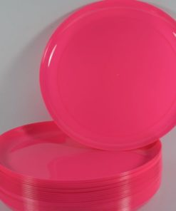 """9"""" Pink Break a Plate"""