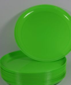 "9""Green Break A Plate"