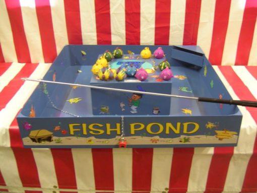 Fish Pond Carnival Game