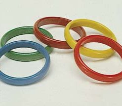 Rings, Hoops, Blocks