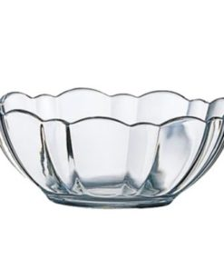 Crystal Nappy Bowl Carnival Supplies