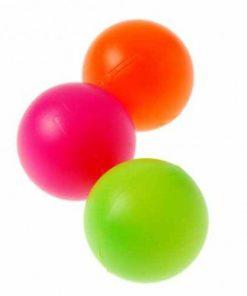 Colored Ping Pong Balls