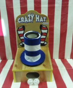 Crazy Hat Carnival Game