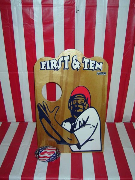 First and Ten Carnival Game