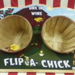 Flip a Chick Carnival Game