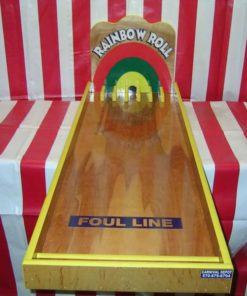 Rainbow Roll Carnival Game