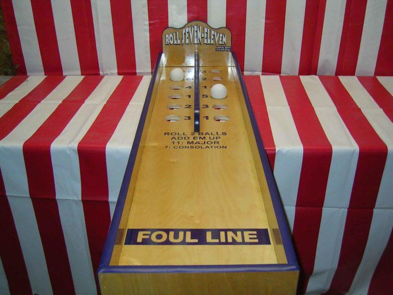 7-11 Carnival Game