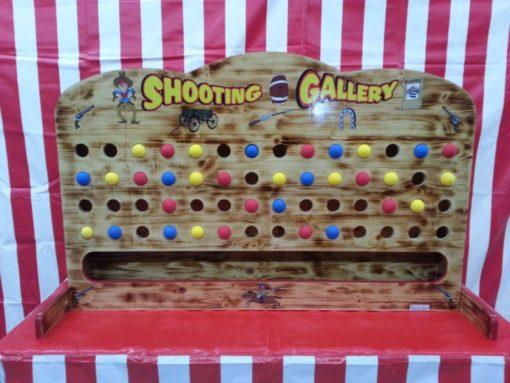 Rustic Shooting Gallery