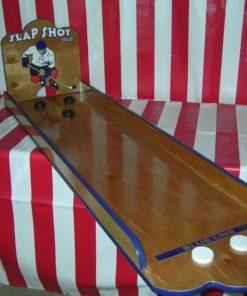 Slap Shot Carnival Game