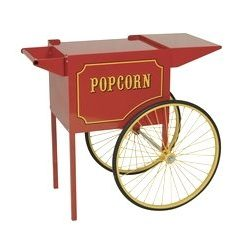 Medium Popcorn Cart