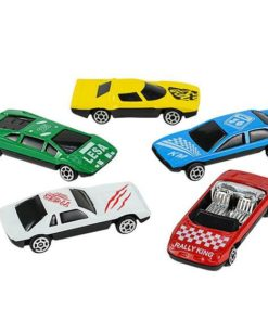 5 Car Assortment