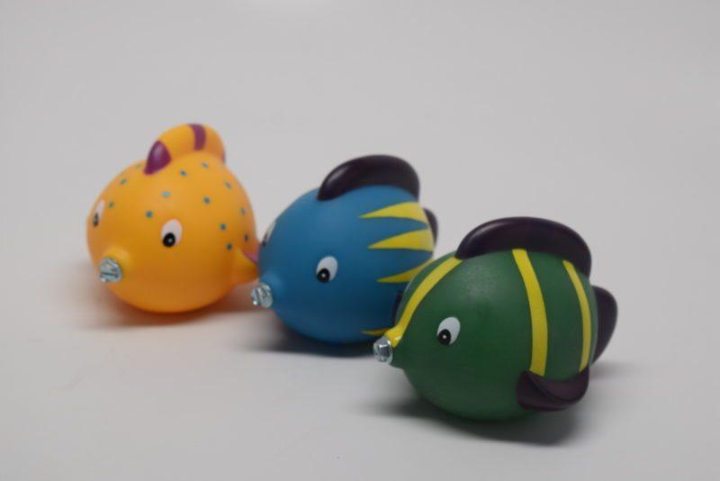 Puffer Fish w/screw