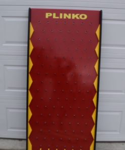 3' x 6' Plinko Game Board