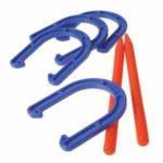 Plastic Horseshoe Set Carnival Supplies