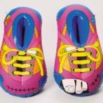 Party Shoes Inflatable Carnival Prize