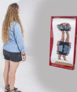 4' Funhouse Mirrors