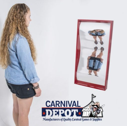 4' Funhouse Mirror
