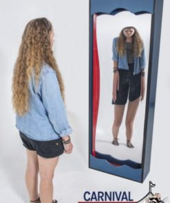 Funhouse Mirror 6' (Double Sided)