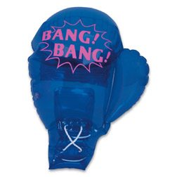 Boxing Glove Inflatable Carnival Prize