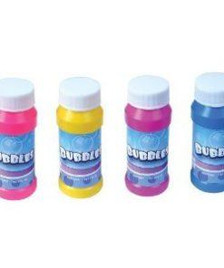 Bubbles for Bubble Gun