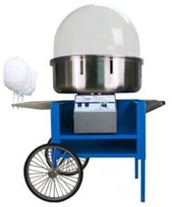 Deep Well Cotton Candy Cart