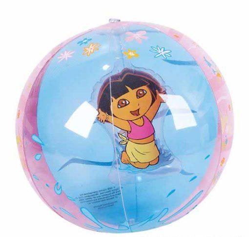 Dora Beach Ball Inflate