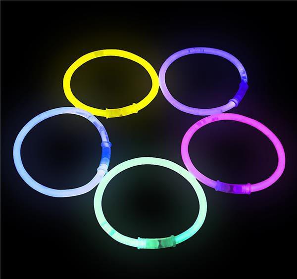 """Glow Bracelet 8"""" Carnival Prizes"""