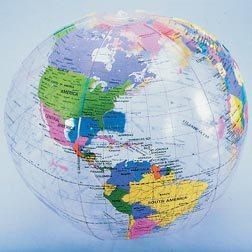 Globe Inflate