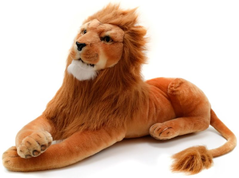 40 Quot Lion Plush Jumbo Plush From Carnival Depot