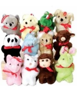 "4"" Plush Assortment"