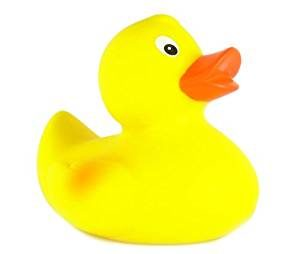 "2"" Rubber Duck"