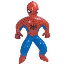 Spiderman Inflate