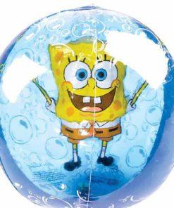 Sponge Bob Beach Ball Inflate Carnival Prize