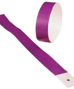 Wrist Band Purple