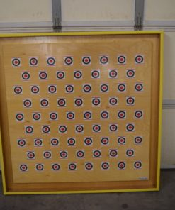 Lucky Strike Dime Pitch Board