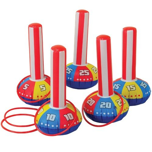 Inflatable Ring Toss