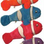 Clown Fish Carnival Prize Plush