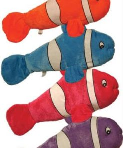 Clown Fish Plush