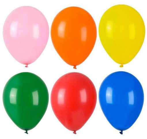 "11"" Latex Balloons"