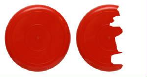 Break A Plate Red