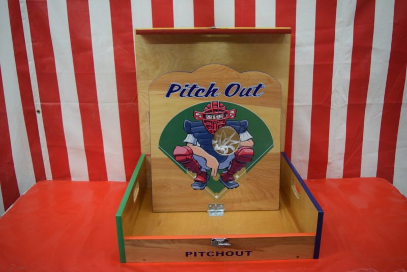 Pitchout Case Game