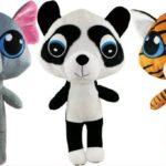 Big Head Animal Carnival Prize Plush