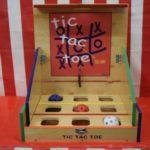 Tic Tac Toe Case Carnival Game