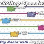 Porkchop Speedway Banner
