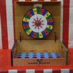 Game Wheel Case Game