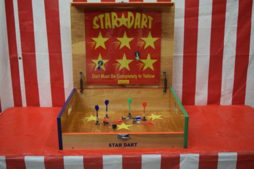 Star Dart Case Game