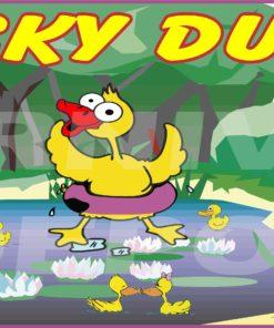 Duck Pond Banner