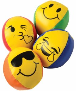 Smile Face Kickballs