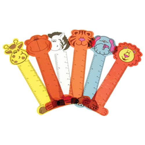 Animal Ruler Bookmarks