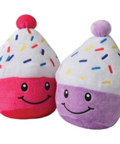 Smiling Cupcake Plush